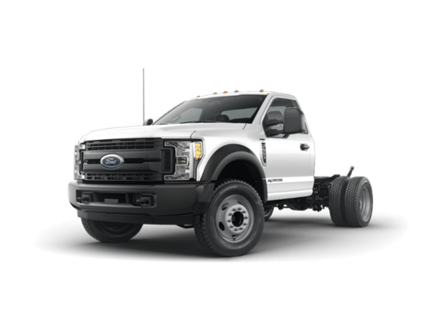 New 2019 Ford F-550 Chassis REG. CAB in Kansas City, MO